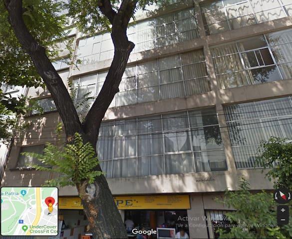 Habitación chapultepec