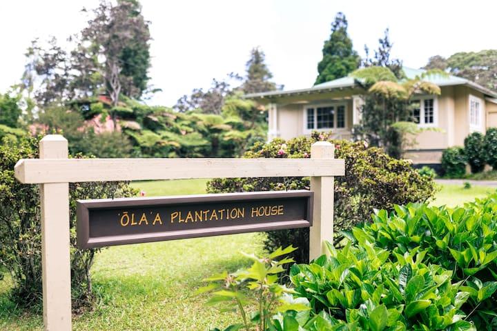 Ola'a Plantation House