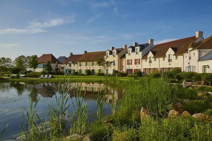 Marriott's Village d'Ile de France 3 Bedroom Villa