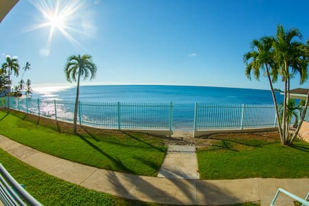 Spectacular Beachfront Villa Apartment, Cabo Rojo!