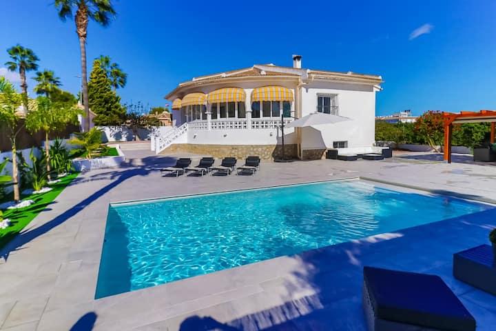 Private Villa with pool in Ciudad Quesada