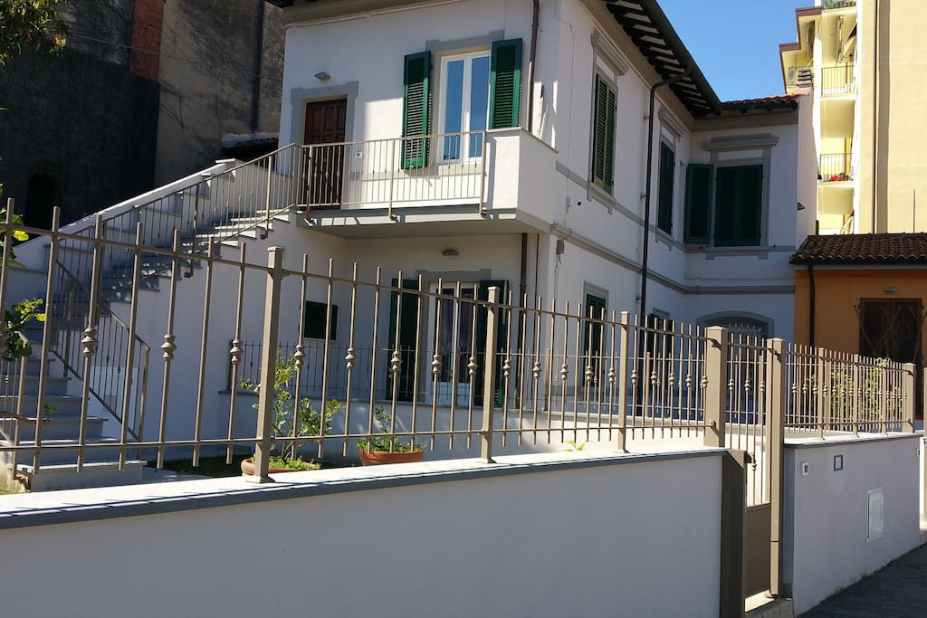 La Corte di Marino, ingresso appartamento.