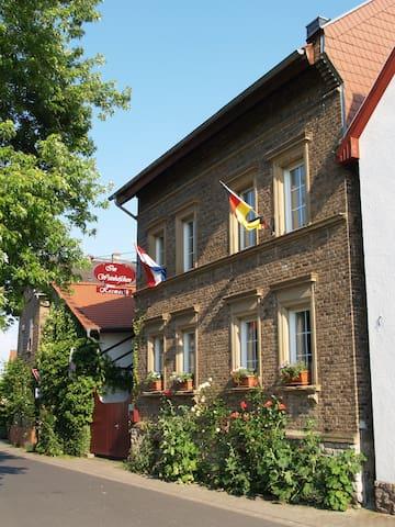 """Ferienwohnung """"Im Weinhöfchen"""" - Rümmelsheim - Condominium"""