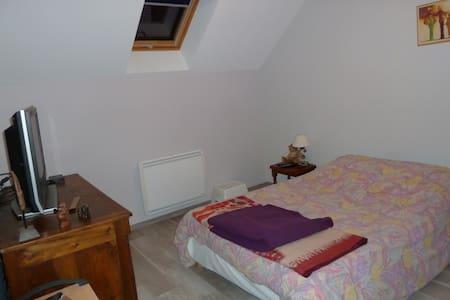 chambre privée dans maison neuve - Chorey-les-Beaune