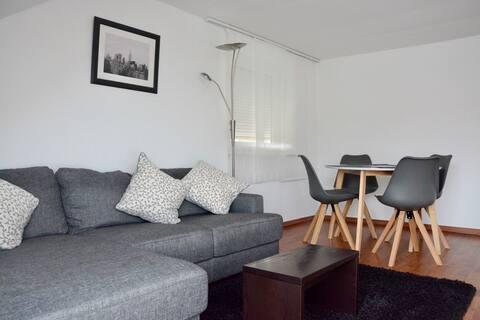 Apartament w pobliżu Fürth/Norymberga - Apartament
