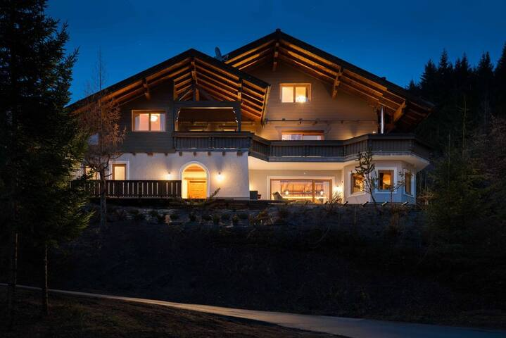 Winter chalet for holidays in Bagnes