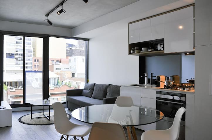 ♡ Perfect family apartment in central Melbourne ♡ - เมลเบิร์น - อพาร์ทเมนท์