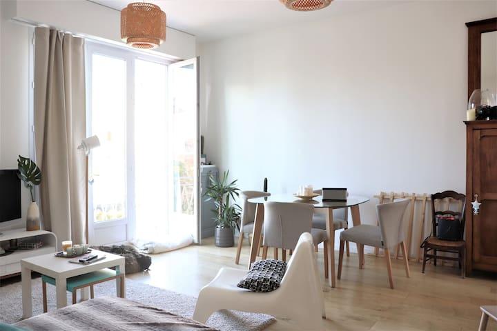 Magnifique appartement à Maisons-Alfort