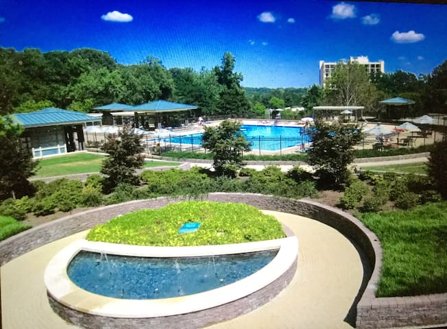 Beautiful 2 bed Apt in Spectacular Private Resort - Bethesda - House