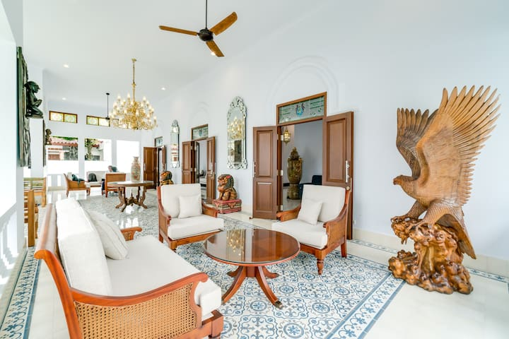 Authentic Boutique Room in Kraton Yogyakarta #D4