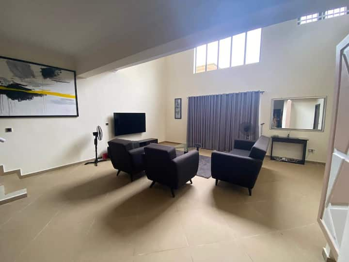 Lagos Home with a view (Lekki, Island)