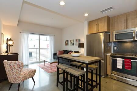 Very cozy and elegant loft - Los Angeles - Byt