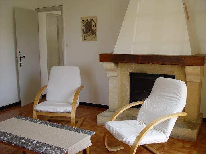 Rez de villa Luberon