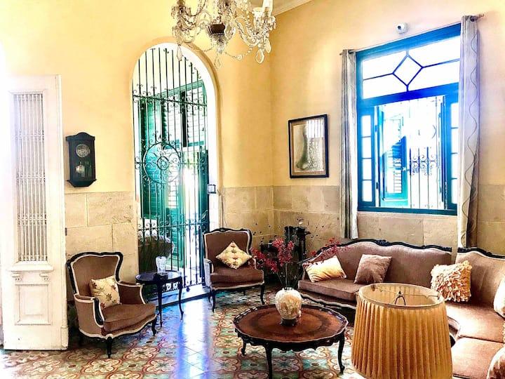 La Casa Verde, CASA DE 4 HABITACIONES