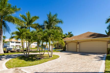 Rubicon Nights 3 Bedroom Pool Home - Cape Coral - Maison