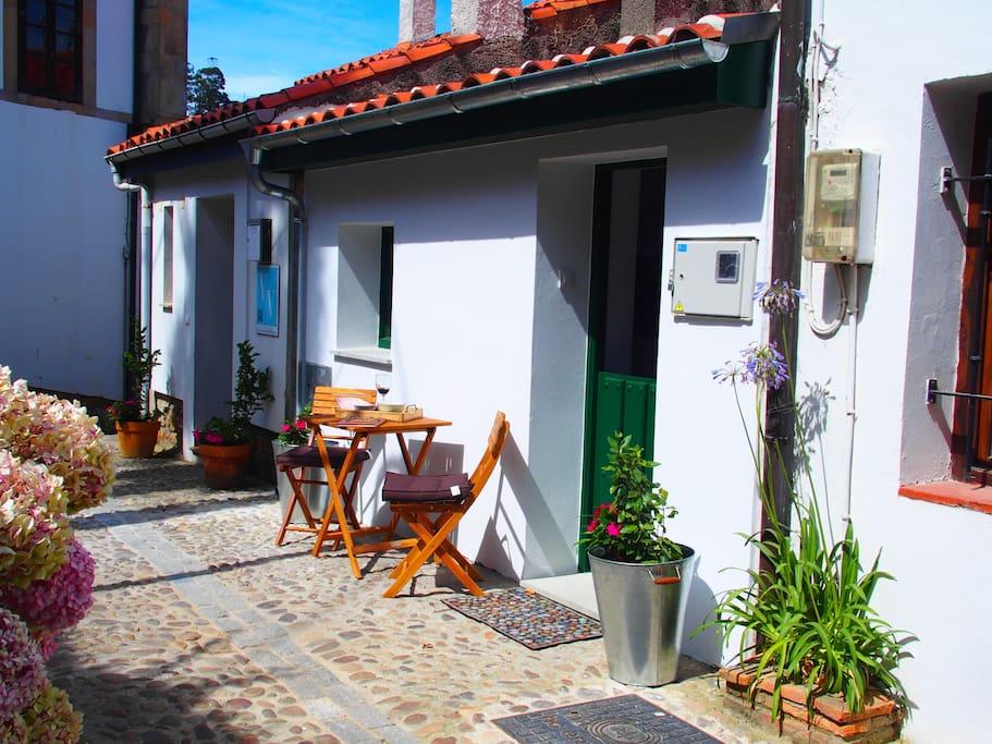 Caxigalina casa con encanto en lastres adosados en alquiler en asturias principado de - Casas con encanto asturias ...