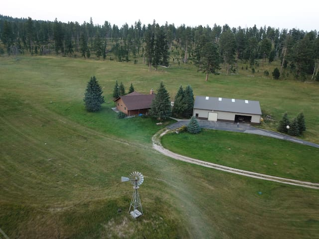 The Secluded Buck Ranch