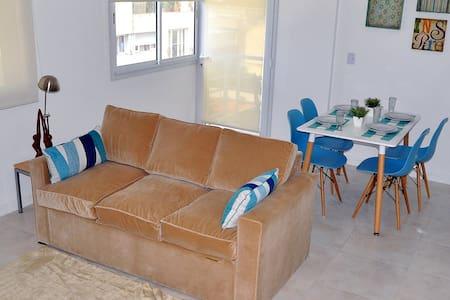 Nuevo 2 ambientes en pleno centro. - Mar del Plata - Apartment