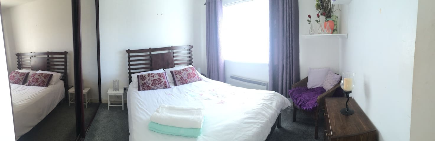 Lovely Double Room in Dublin South - Dublin - House