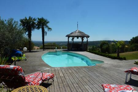 House 45sqm ,  south of France styl - Éguilles - Huis