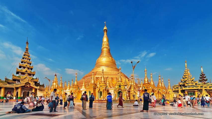 Myanmar's guidebook