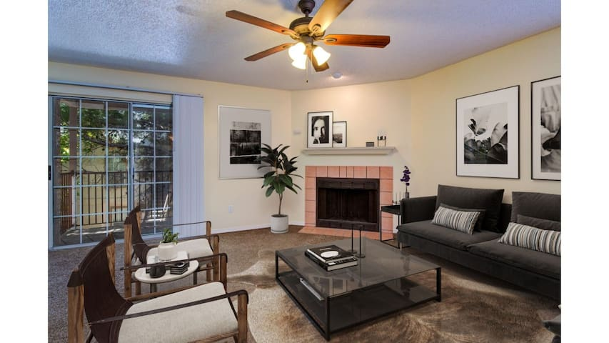 Clean, cozy place of your own | 1BR in Las Cruces