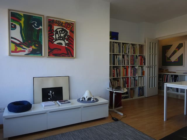 Livingroom/workroom
