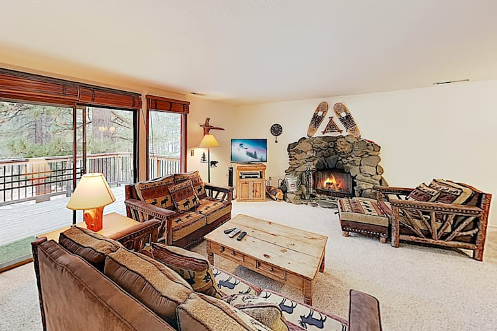 New Listing! Alpine Gem w/ Game Room & Hot Tub