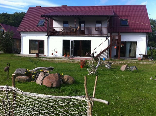 Cozy Guest House on Curonian Spit