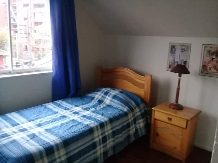Habitación privada para 1 persona, en Las Condes