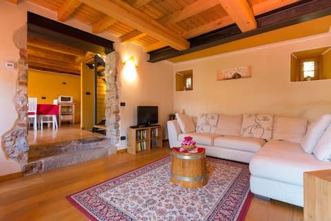 Casa Cesira tra le colline del Prosecco e i laghi