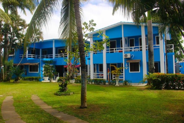 Chalé Morada Azul