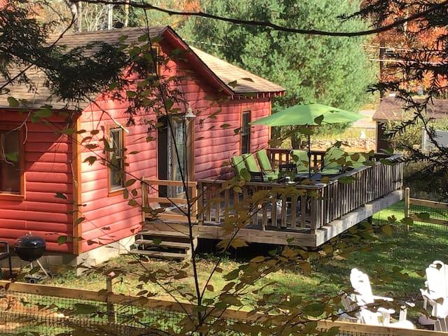 Om Sweet Om Cabin