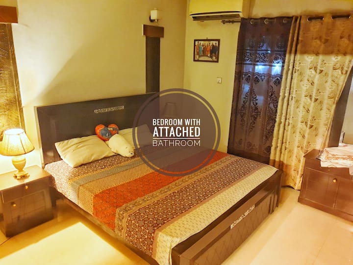 Comfy residence for short & long stay in JHR Town