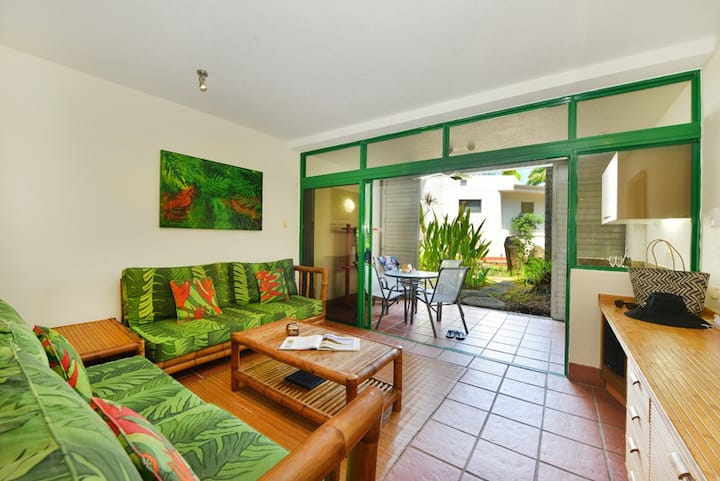 Tropical Style Studio | Kitchenette | FREE Parking