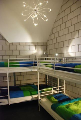 Zimmer im Hostel Tabakhüsli - Rheinfelden - Bed & Breakfast