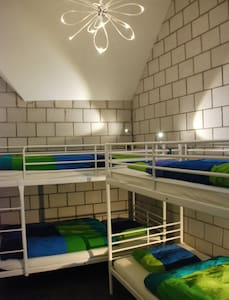 Zimmer im Hostel Tabakhüsli - Rheinfelden