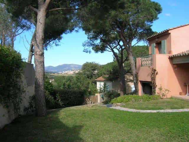 ste maxime : maison avec piscine - Sainte-Maxime - Hus