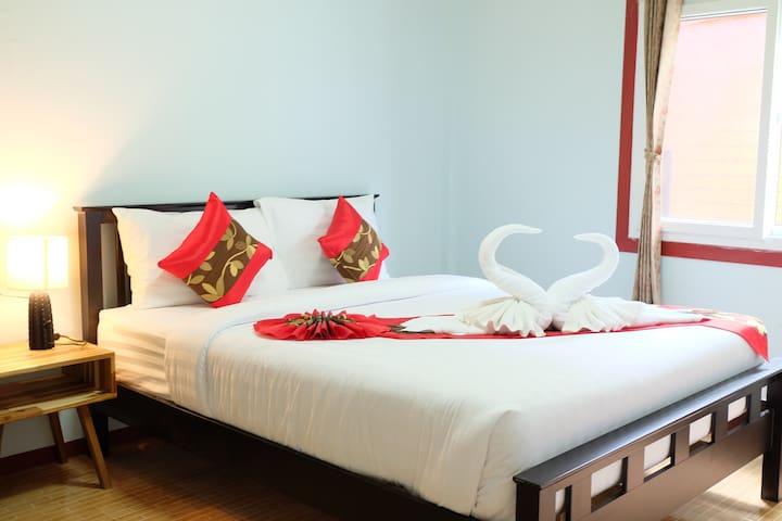 Palmthien Pool Villa Aonang Family 3 Bedroom