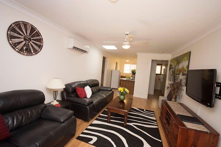 Central Wagga Apartment - Wagga Wagga - Apartament