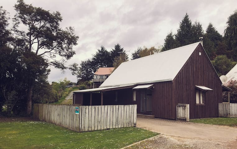 The Cottage by Ohakune-Matata