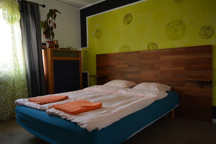 Modern and fresh room in a villa - Stockholm - Villa
