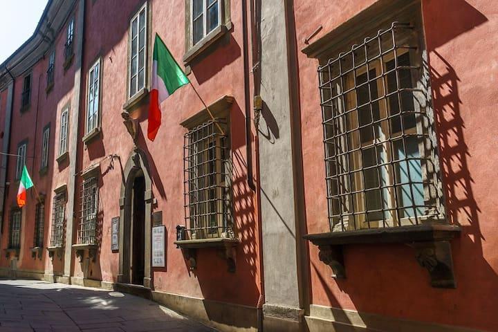Casa Cordati - The Big Room