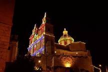 Mellieha church.