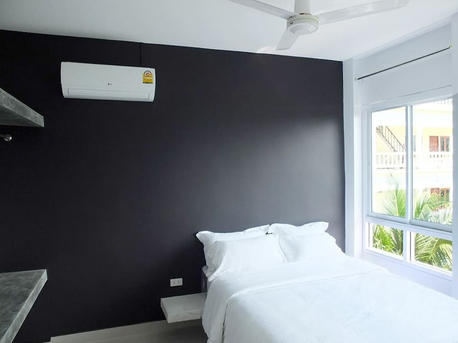 Koh tao 2 bedroom sea mountain view modern quiet b 2 bedroom apartments in mountain view ca