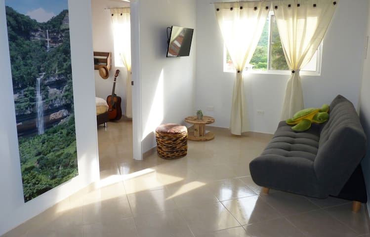 Apartamento para descansar /Lovely flat in San Gil - San Gil - Flat