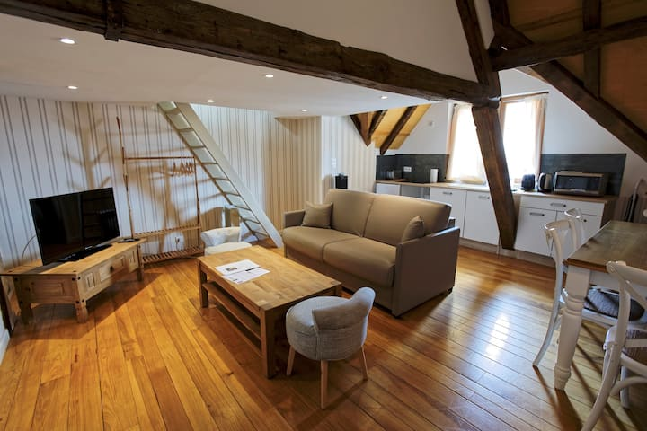 Appart 2/4p - Appart'Hotel de Saint-Georges 5*****
