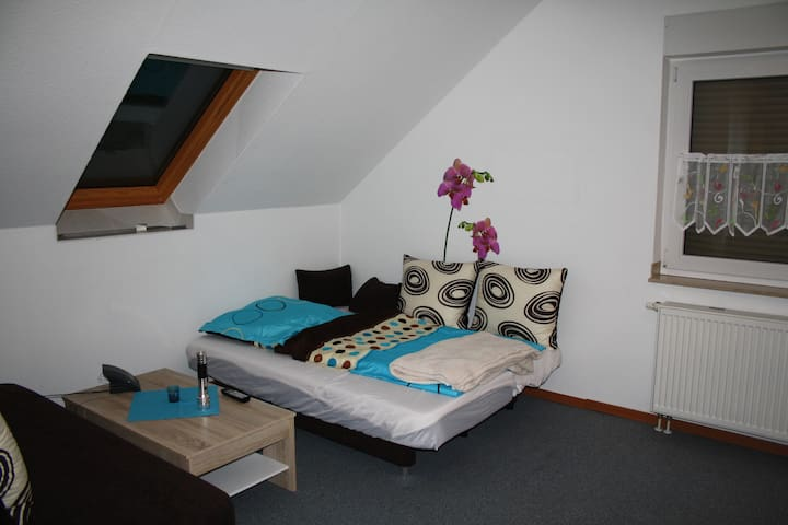 Schönes Apartment am Elberadweg in Magdeburg - Maagdenburg - Appartement