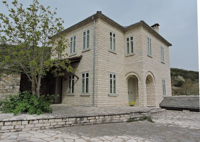 LUXURIOUS MANSION HOUSE in ZAGORI, KATO PEDINA