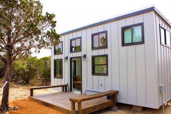 """Infinity Ranch Tiny Homes #1 """"First Date"""""""